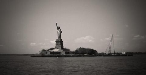 Grue de la liberte